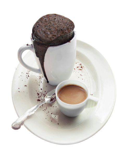 coffee cup microwave cake