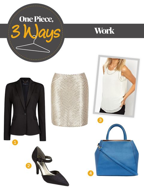 Product, Sleeve, Style, Bag, Font, Fashion, Blazer, Black, Shoulder bag, Luggage and bags,