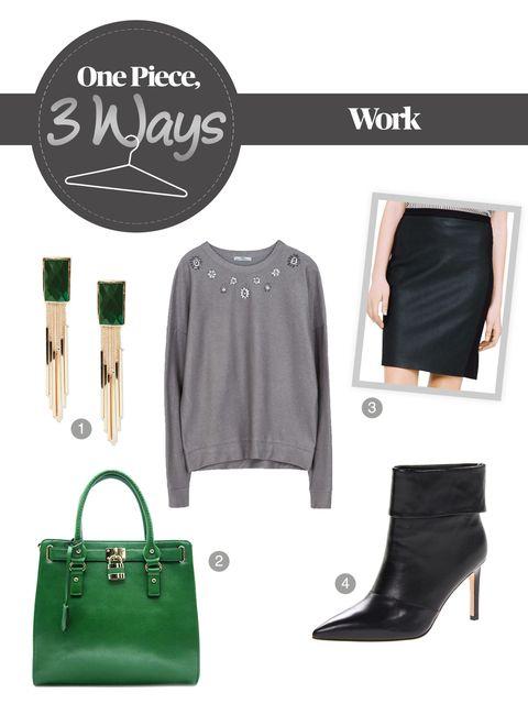Product, Sleeve, White, Style, Font, Boot, Fashion, Bag, Black, Grey,
