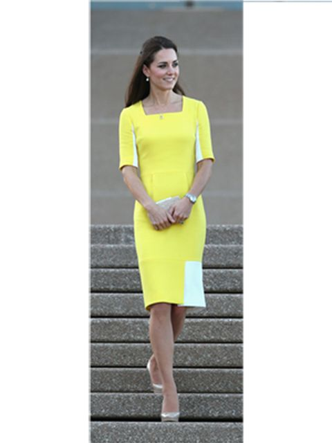 16121052c40e 9 Celebrities Who Look Great in Yellow