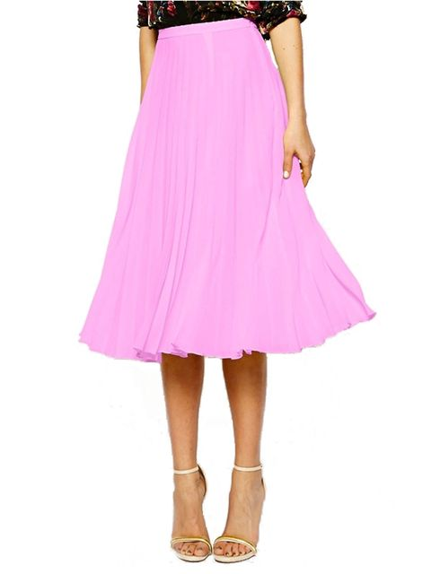Clothing, Textile, Magenta, White, Pink, Style, Waist, Purple, Fashion, Day dress,