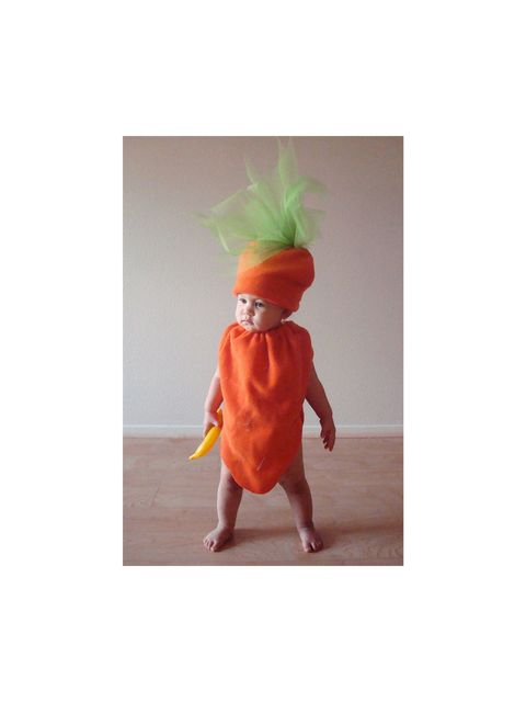 Carrot baby