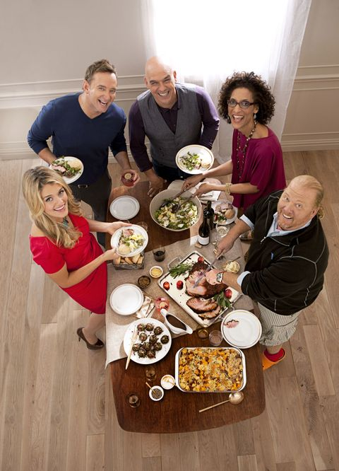 abc the chew holiday recipes holiday party recipes and tips from