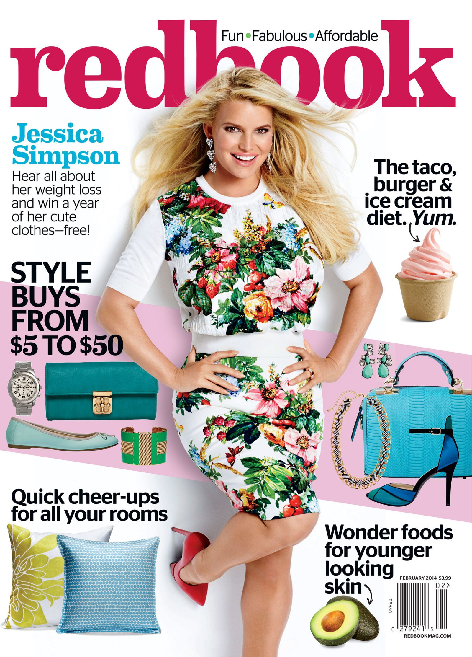 Jessica Simpson Interview Jessica Simpson on Weight and Love