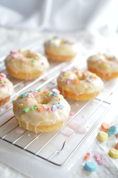 SweetHeart Doughnut