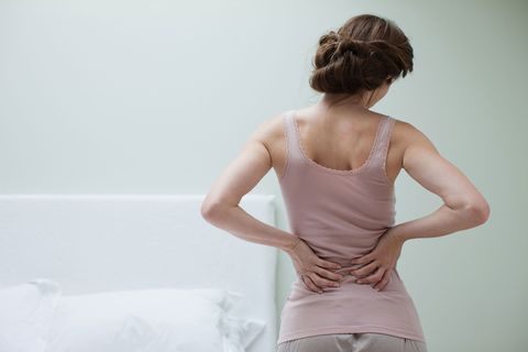 back pain cures