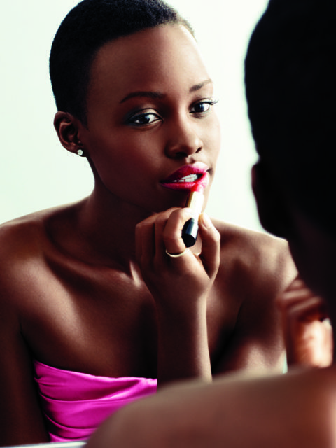 Lupita Nyong'o Beauty Tips
