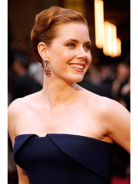 Oscars, Oscars 2014, best celebrity hairstyles, red carpet hairstyles