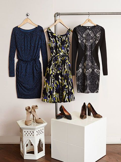 flattering dresses for body type