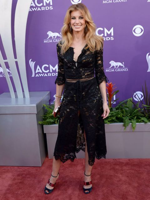 faith hill, ACM, academy of country music awards, fashion
