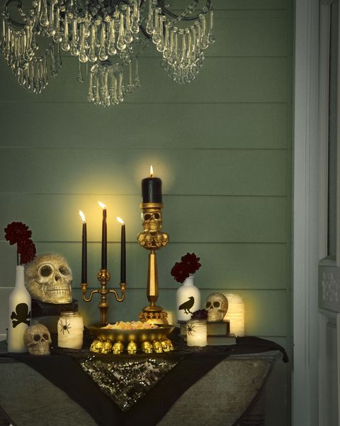 Make Your Halloween Grown Up And Glam