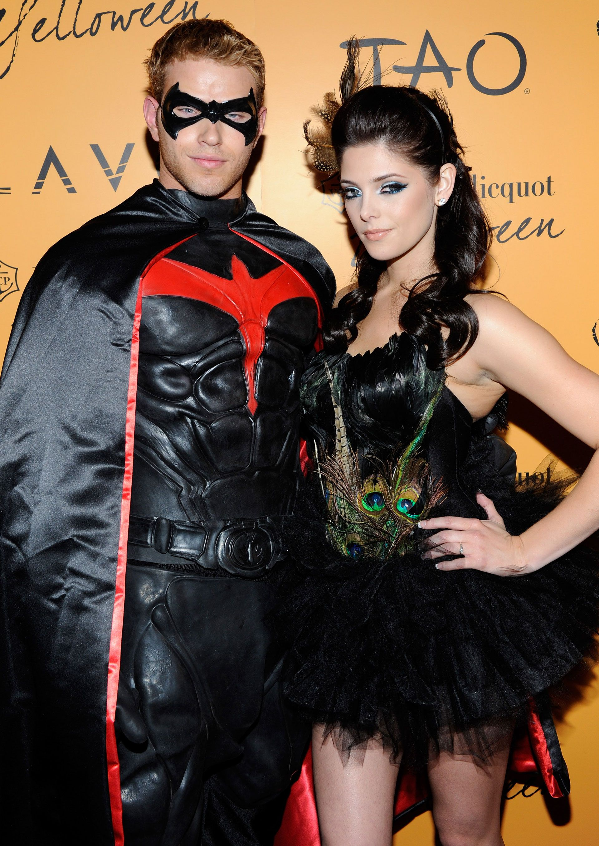 celebrity halloween costumes - halloween red carpet looks