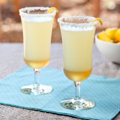Ginger-Lemon Signature Mocktail