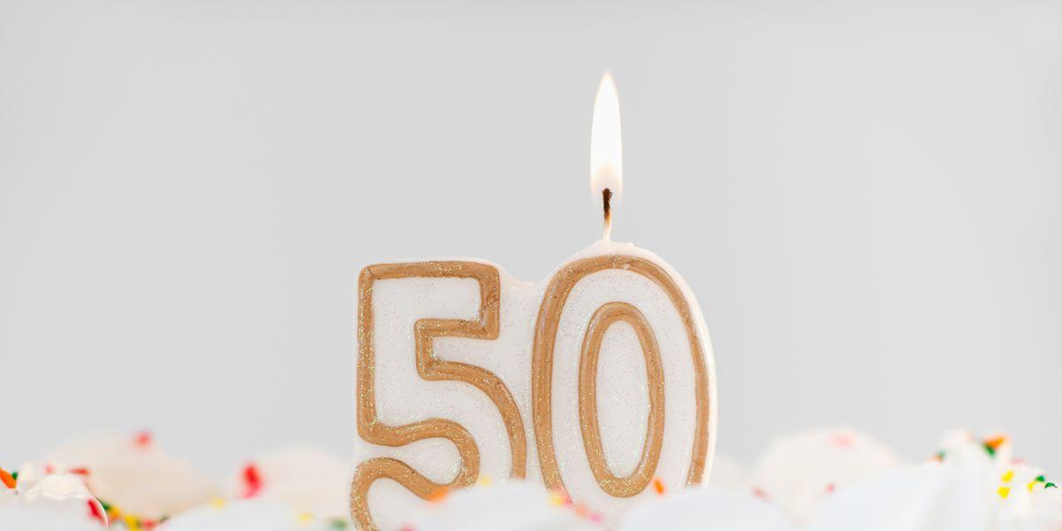 What It Feels Like To Turn 50