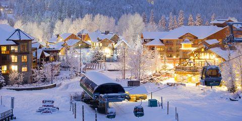 Nita Lake Lodge, Whistler, British Columbia