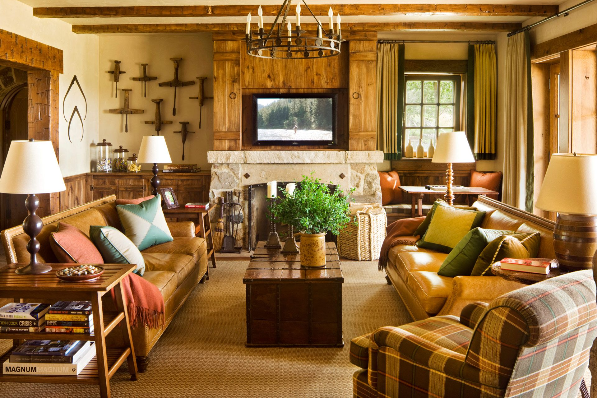 Ski Lodge Home Decor