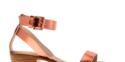 Product, Brown, Sandal, Orange, Tan, Khaki, Fashion, Peach, Strap, Beige,
