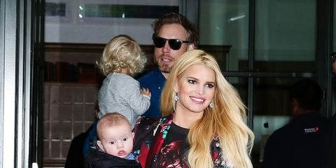 Bring on the Memories! Jessica Simpson's Best Fashion Moments