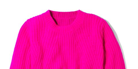 a1a5815c048 Outfit Ideas For Spring 2014 - How To Wear A Pink Sweater