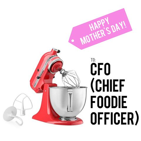 The CFO (Chief Foodie Officer)