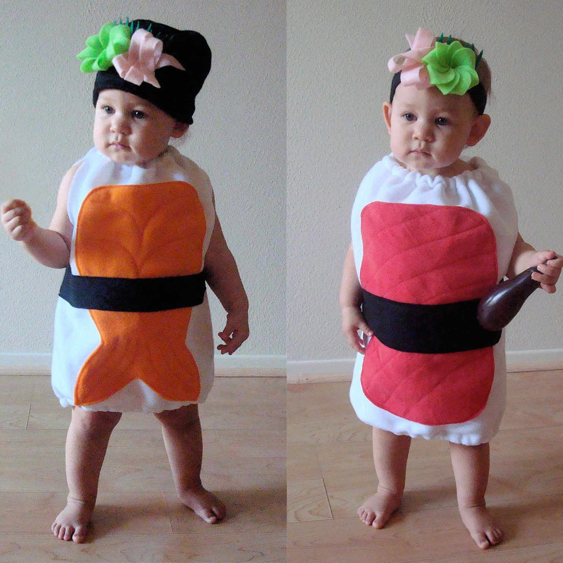 8 Baby Halloween Costumes Kids Dressed as Food Halloween Costumes
