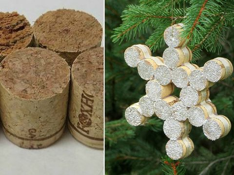 Repurposed Christmas Ornaments