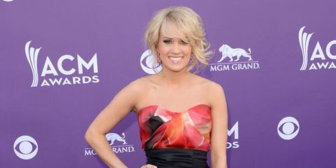 ACM, academy of country music awards, fashion, carrie underwood