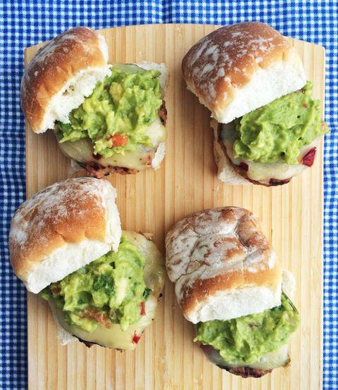 Green, Food, Finger food, Sandwich, Vegetable, Leaf vegetable, Produce, Cuisine, Baked goods, Ingredient,
