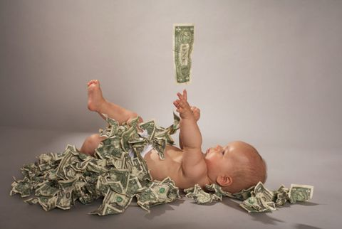 True Cost of Having a Baby