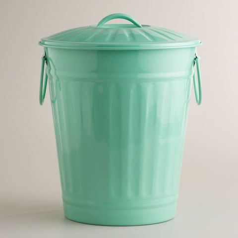 Buy a pretty trashcan