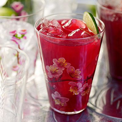 Hibiscus Tea With Vodka And Citrus Recipe Giada De Laurentiiss