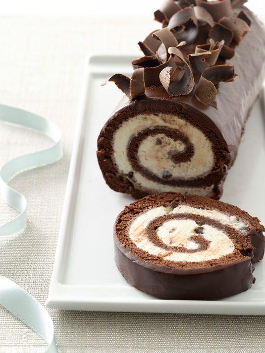 Peppermint stick ice cream cake recipe