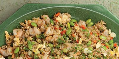Shrimp Stir Fried Rice Recipe