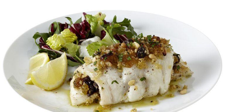 Sicilian Style Cod Recipe