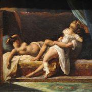 Three Lovers Painting