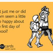 Back To School Some Ecards