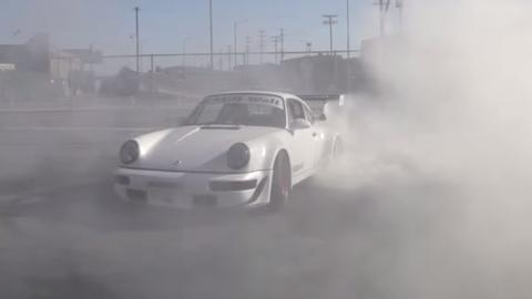 Hoonigan RAUH-Welt Begriff Porsche 911