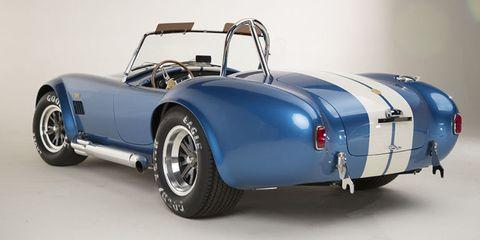 Shelby American 50th Anniversary Edition 427 Cobra