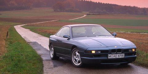 Drive Flashback: 1994 BMW 850CSi