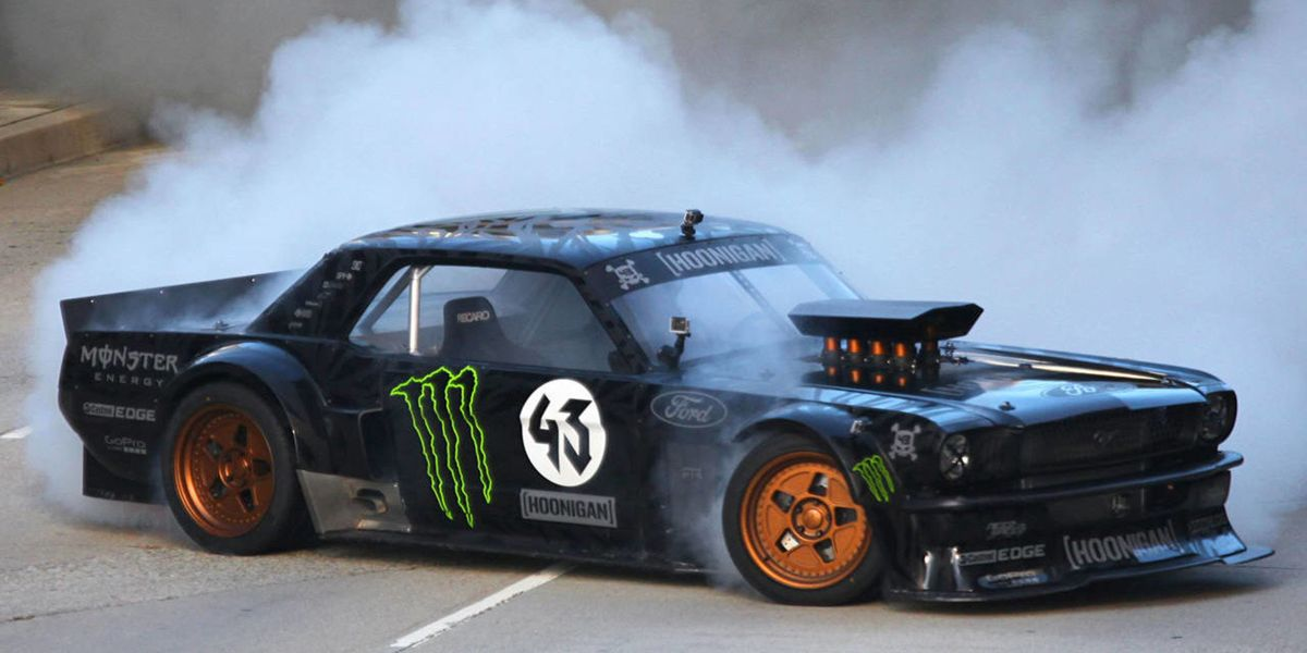 Ken Block And The Gymkhana 7 Ford Mustang New Video