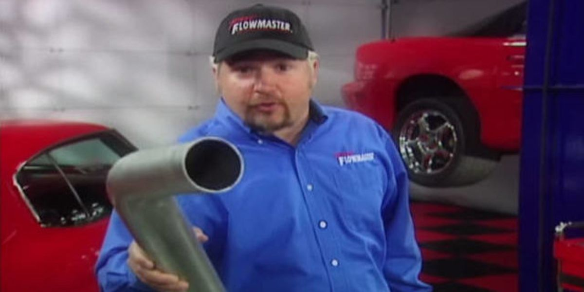 VIDEO: Before he was famous, Guy Fieri hawked Flowmasters