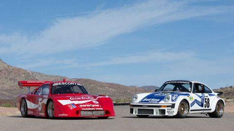 Overkill, On Steroids: Porsche 934 vs. Porsche 935