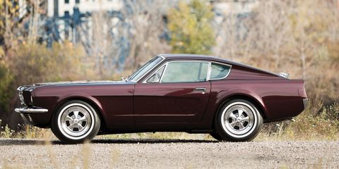 Shorty Mustang