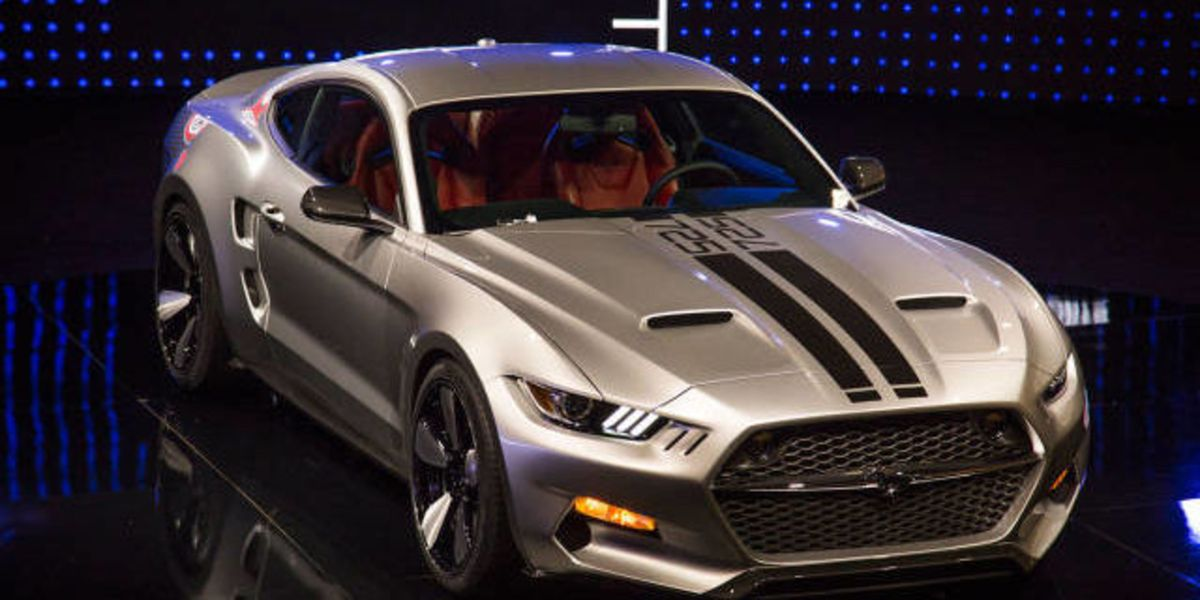 Photos: Galpin Auto Sports 2015 Ford Mustang Rocket