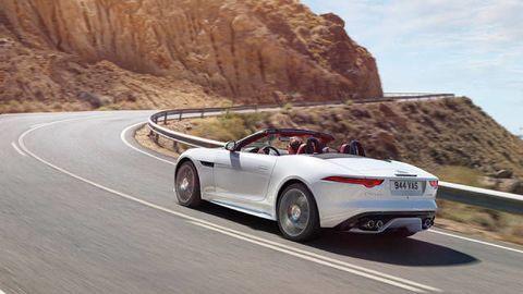 2016 Jaguar F-Type R AWD Convertible
