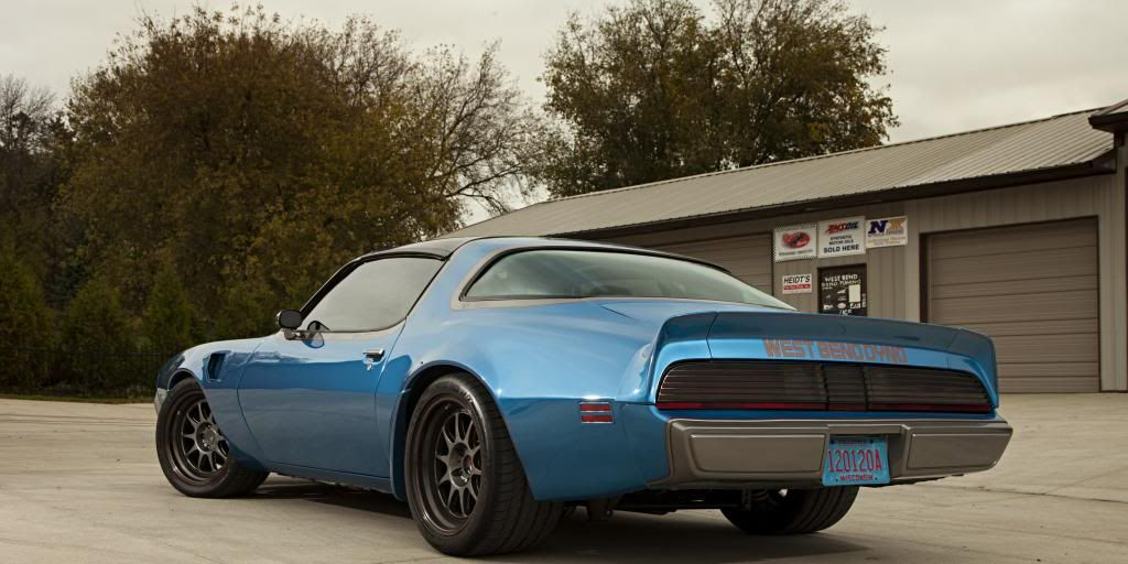 Pro Touring 1980 Pontiac Trans Am