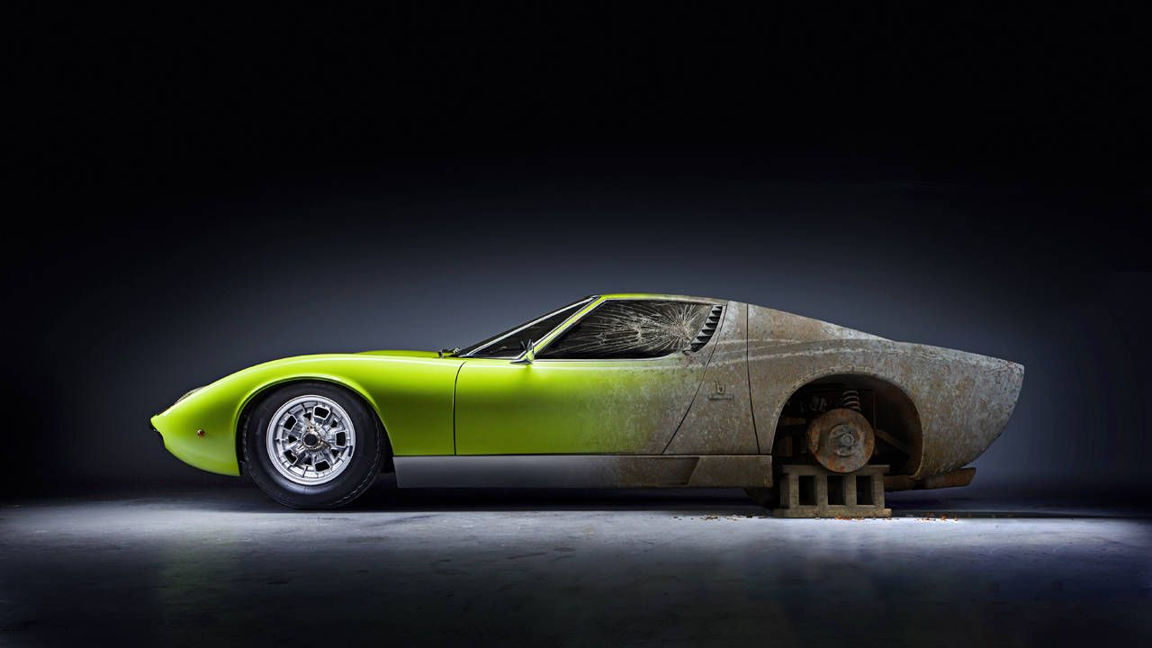 The Fall of the House of Bertone