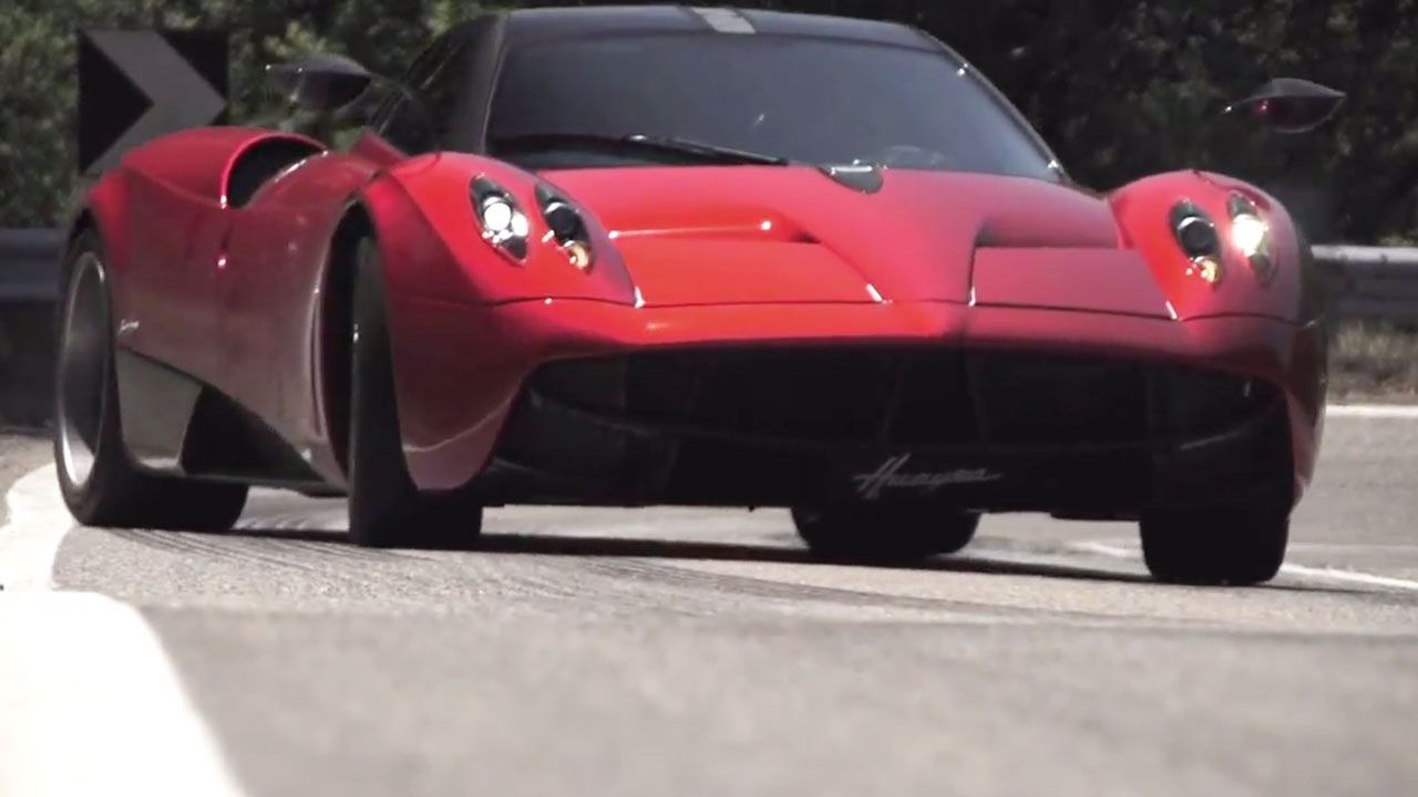 Here Are 10 Facts About Pagani That You Probably Don T Know