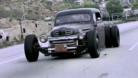 Don't Call it a Rat Rod... - /BIG MUSCLE