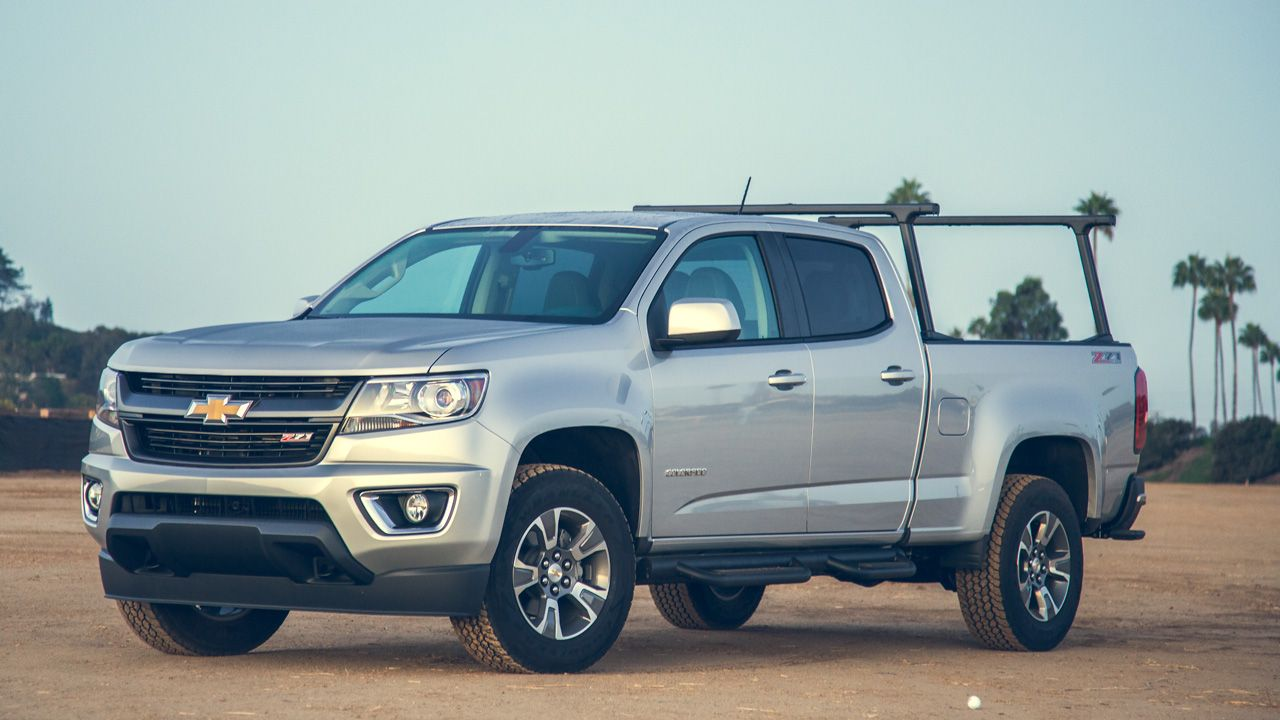 10 things I learned driving the 2015 Chevrolet Colorado